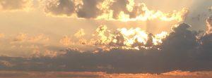 Sunrise over San Antonio, 2016